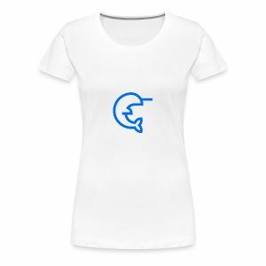 Narwhal - Women's Premium T-Shirt