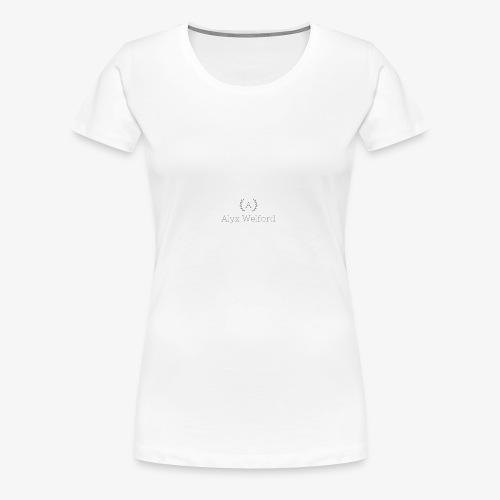 Alyx Welford - Women's Premium T-Shirt