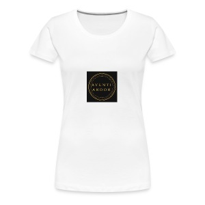 3C1DEDA0 F074 4421 8EB6 A77A74D43294 - Women's Premium T-Shirt