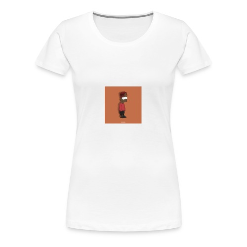 299211 med - Women's Premium T-Shirt