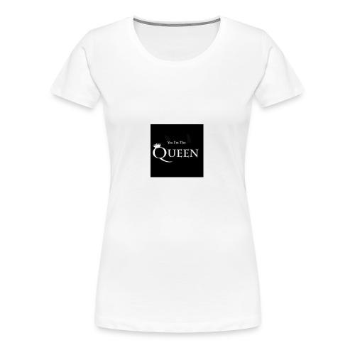 FB IMG 1469829619708 - Women's Premium T-Shirt