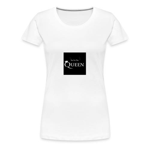 women shirt and girls - Women's Premium T-Shirt