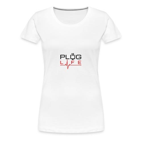 9B01AA94 A64E 4349 977F 9D0A58238429 - Women's Premium T-Shirt