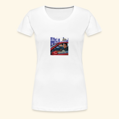 A Boogie Wit Da Hoodie Caroon - Women's Premium T-Shirt