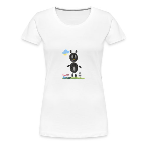 Tono bear - Women's Premium T-Shirt