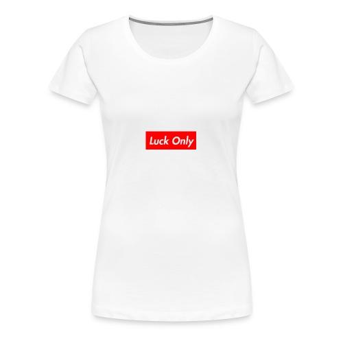 Luck Only Set 2 - Women's Premium T-Shirt