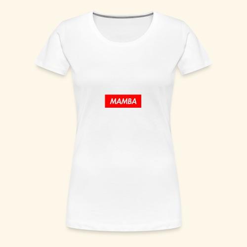 Supreme Mamba - Women's Premium T-Shirt