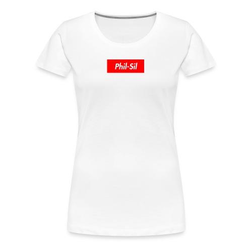 Phil Sil - Women's Premium T-Shirt