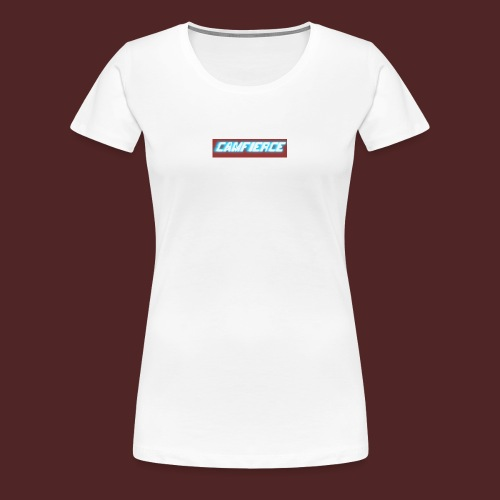 Camfierce logo - Women's Premium T-Shirt
