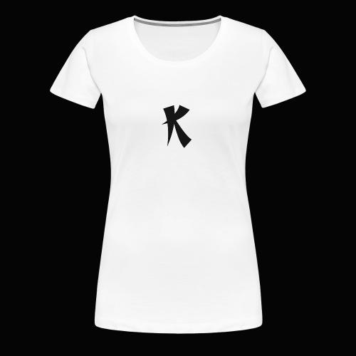Krollff Youtube - Women's Premium T-Shirt