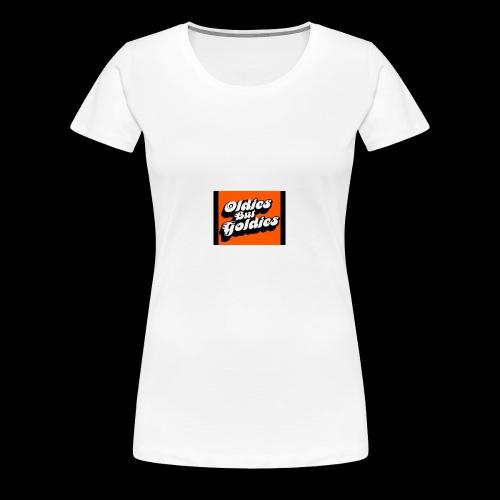 OLDIE 1.0 - Women's Premium T-Shirt