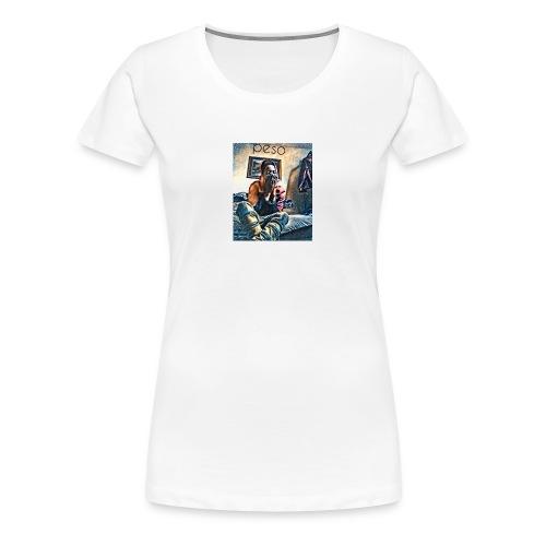 Peso Tha album - Women's Premium T-Shirt