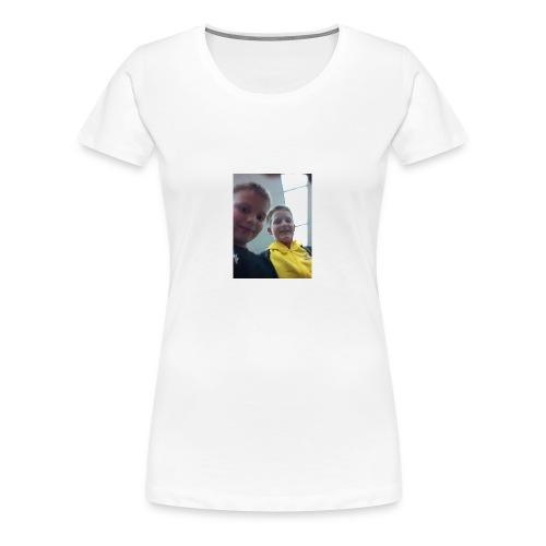 prest mccl is best - Women's Premium T-Shirt