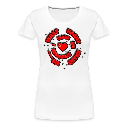 BULLSEYE - Women's Premium T-Shirt