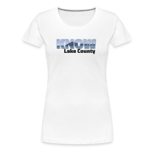 Know Lake County - Women's Premium T-Shirt