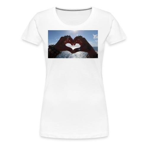 Heart of the Ocean - Women's Premium T-Shirt