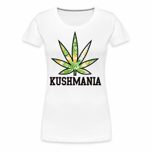 KushMania - Women's Premium T-Shirt