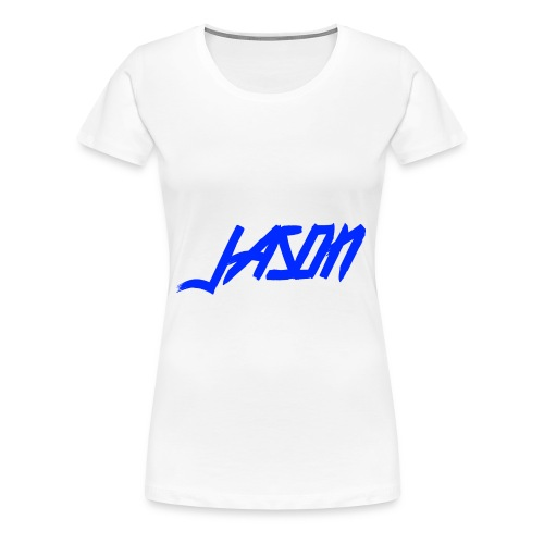 Jason New Logo - Women's Premium T-Shirt