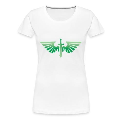 Dark Angels - Women's Premium T-Shirt
