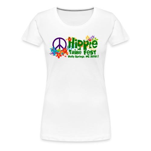 Hippie Tribe Fest! - Women's Premium T-Shirt