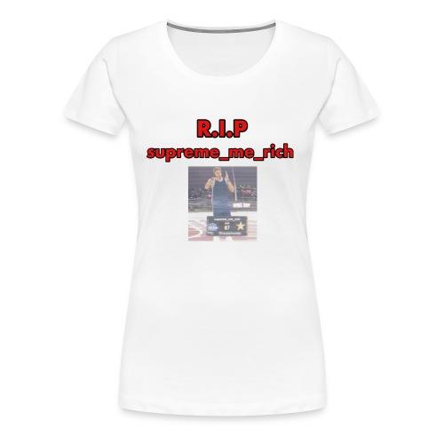 R.I.P - Women's Premium T-Shirt