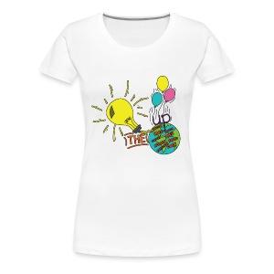 Light Up The World - Women's Premium T-Shirt