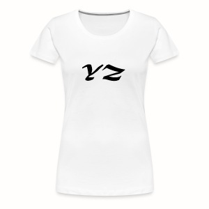 BLACK YZ - Women's Premium T-Shirt