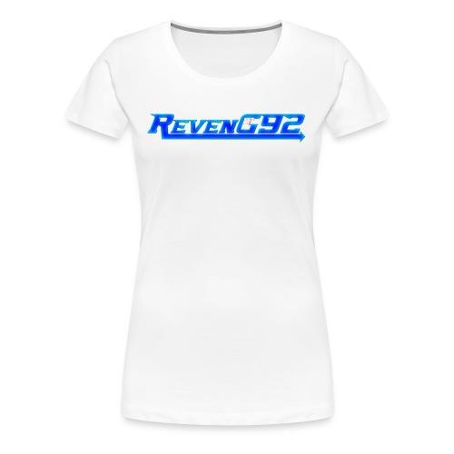 RevenG92 Official Logo - Women's Premium T-Shirt