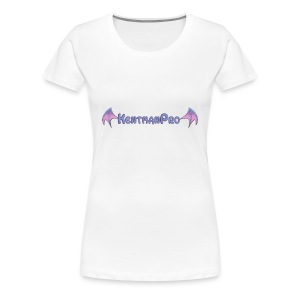 KentmanPro Merch - Women's Premium T-Shirt