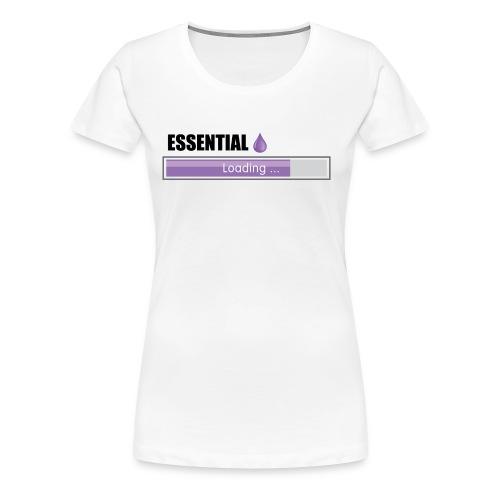 ESSENTIAL OIL - Women's Premium T-Shirt