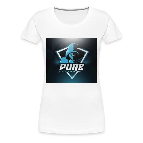 FsMz PuRe T-shrit - Women's Premium T-Shirt