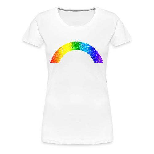 Rainbow Revised - Women's Premium T-Shirt