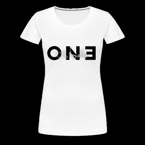 One by Ulf Arnalds - Women's Premium T-Shirt