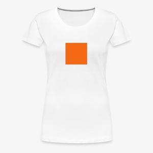Simple square - Women's Premium T-Shirt