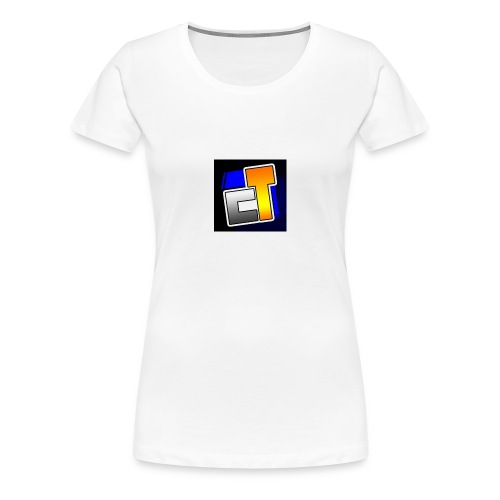 Canal do tiaguinho - Women's Premium T-Shirt