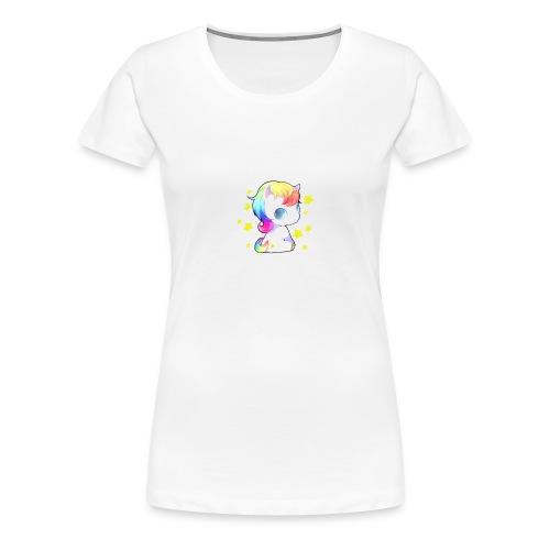 Cute UInicorn - Women's Premium T-Shirt