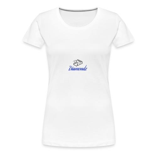 Diamondz - Women's Premium T-Shirt