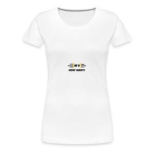 Mens' Variety Official Logo - Women's Premium T-Shirt