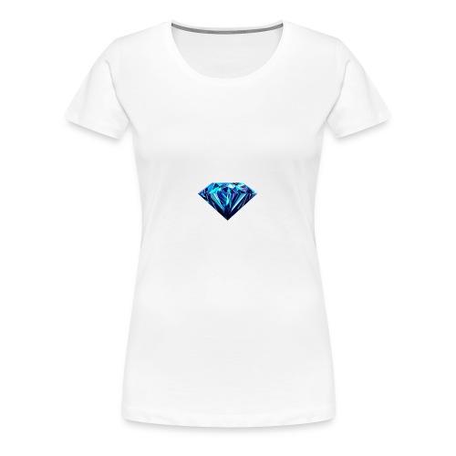 Diamond for be always rich kids ron paulers 15%off - Women's Premium T-Shirt