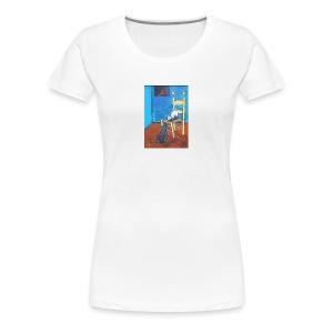 DOG & CAT - Women's Premium T-Shirt