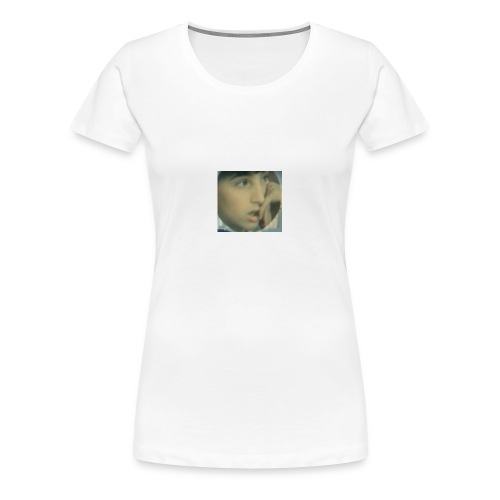 Рицарят на бялата дама - Women's Premium T-Shirt
