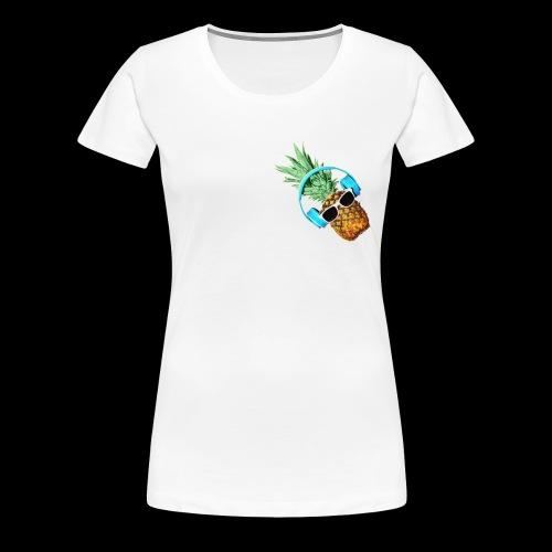 Pineapple Smuvi - Women's Premium T-Shirt