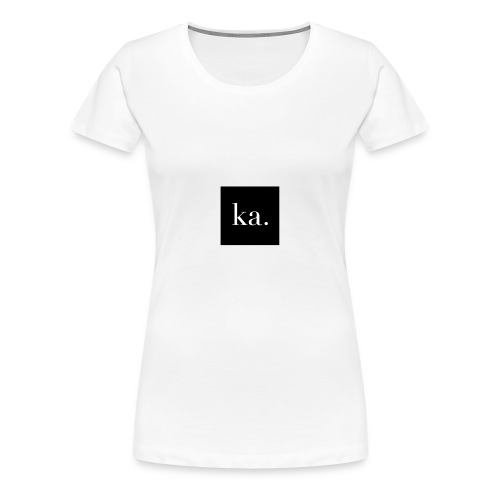Kailyn Arin - Women's Premium T-Shirt