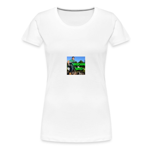 Ridin' Gio - Women's Premium T-Shirt