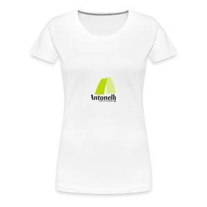 Antonelly logo 400x400 - Women's Premium T-Shirt