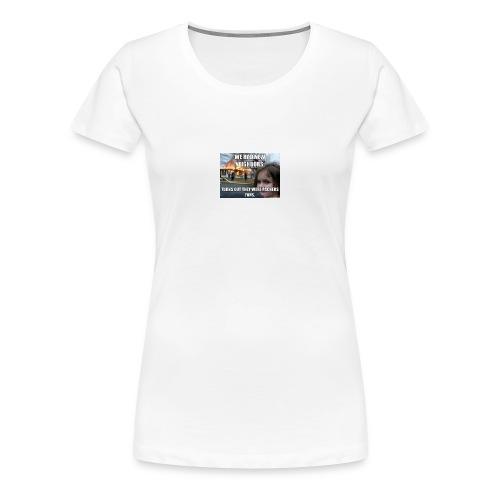Bears fans - Women's Premium T-Shirt