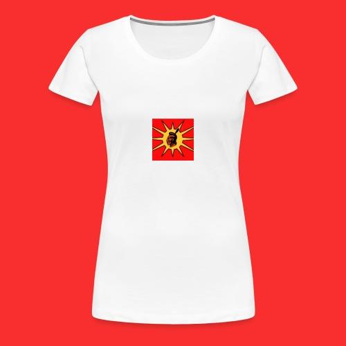 RED-WARRIORS - Women's Premium T-Shirt
