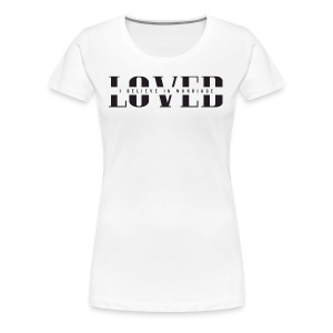 NEW! LOVE with IBIM - Women's Premium T-Shirt