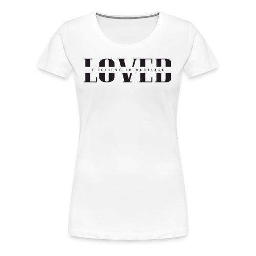 NEW! LOVE with IBIM - Women's Premium T-Shirt