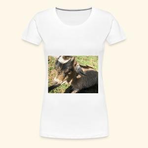 Dope goat - Women's Premium T-Shirt